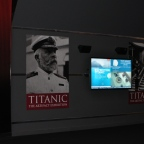 Titanic Artifact Exhibiton